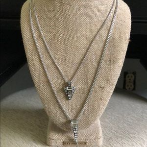 Chloe + Isabel convertible pendent necklace